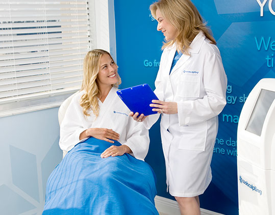coolsculpting - fat freezing - Waverley House Adelaide