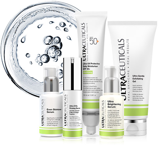 ultraceuticals skin care - Waverley House